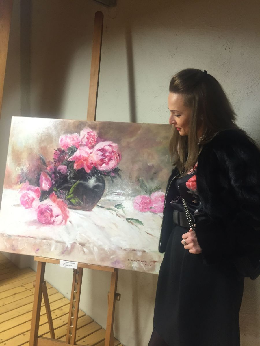 Through pink glasses – Exhibition