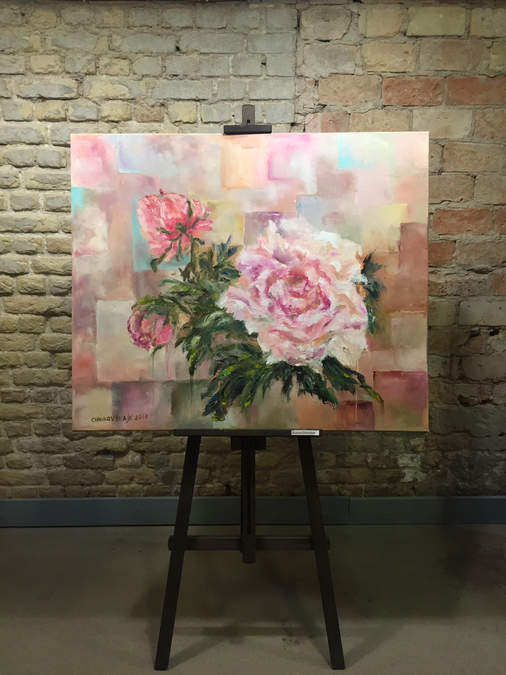 Through pink glasses 2 – Exhibition