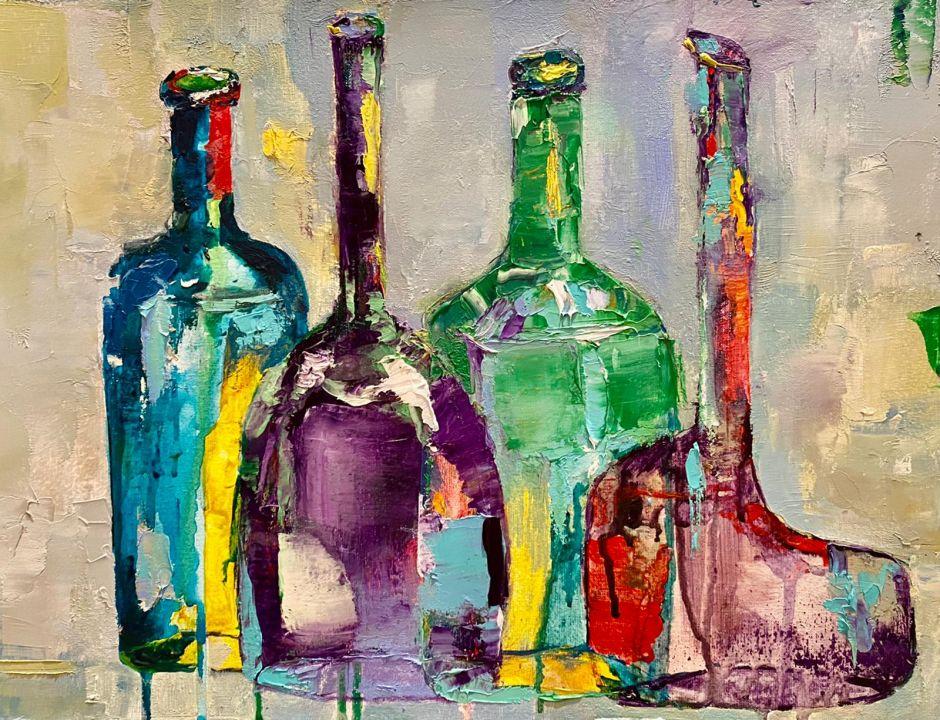 Funny bottles